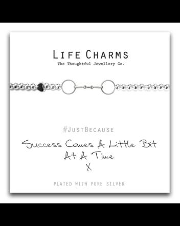 Life Charms - Success Bracelet