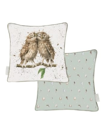 Wrendale Birds of a Feather Large Cushion