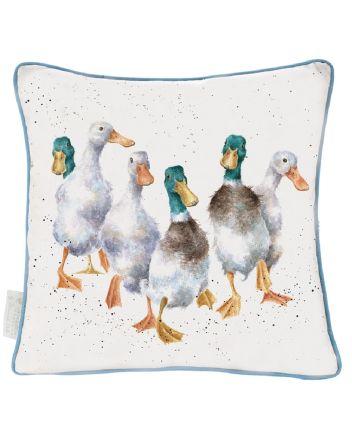 Wrendale Quackers Large Cushion