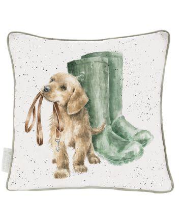 Wrendale Hopeful Large Cushion