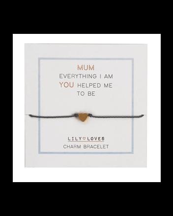 Lily Loves - Mum Everything I am Bracelet