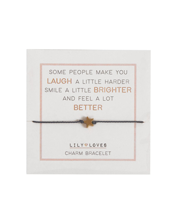 Lily Loves - Laugh Harder Smile Brighter