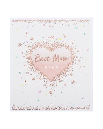Paperlink Best Mum Ever Mothers Day Card