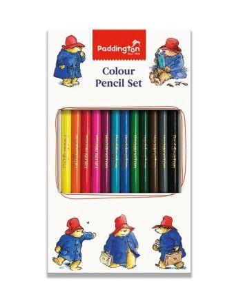 Paddington Bear Colour Pencil Set