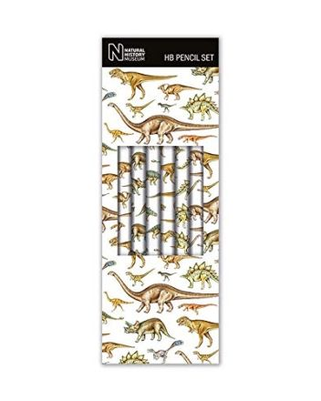 National History Museum Dinosaur Pencils