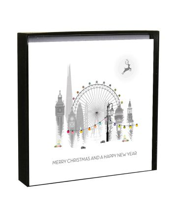 Five Dollar Shake Pop London at Christmas Boxed Cards