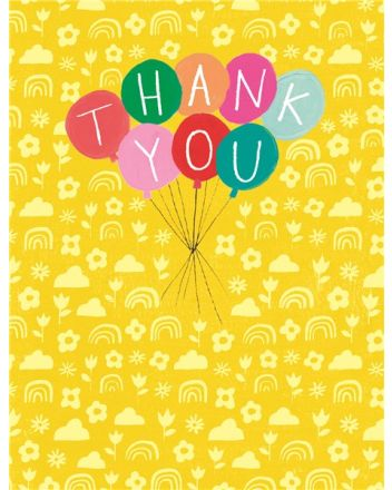 Paper Salad Pixie Thank You Card
