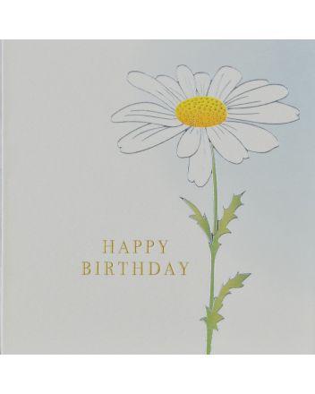 Wendy Jones Blackett Daisy Birthday Card