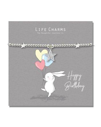 Life Charms - RR Hoppy Birthday