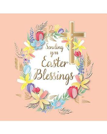 Ling Sending Blessings Easter Card