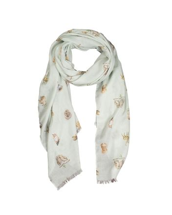 The Country Set - Woodlanders Scarf