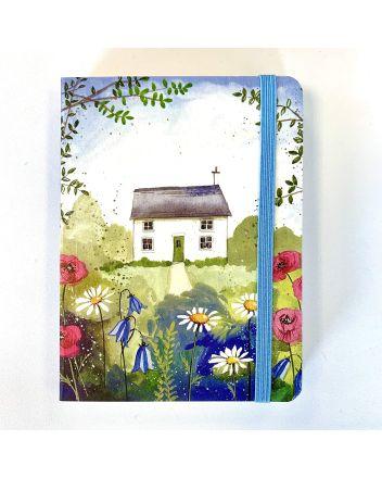 Alex Clark Summer Garden A6 Notebook