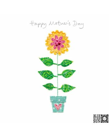 BES Sunflower Mothers Day Card