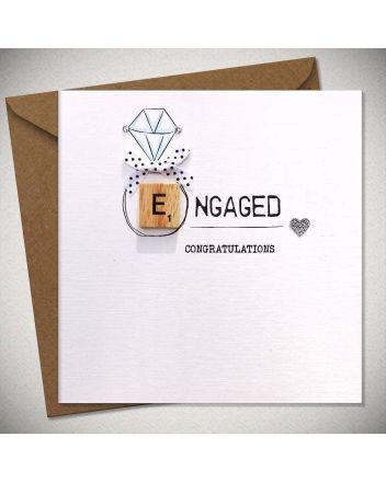 Bexy Boo Congratulations Engagement Card