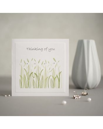 Mrs Lovesy Thinking of You Card