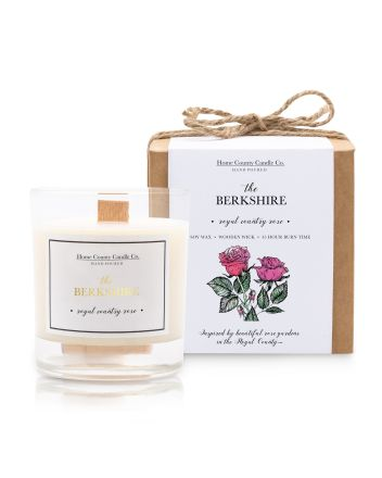 Royal Country Rose Berkshire Candle