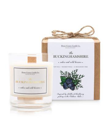 Cedar and Wild Berries Buckinghamshire Candle