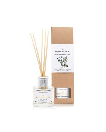Woodland Bluebell and Jasmine Hertfordshire Reed Diffuser
