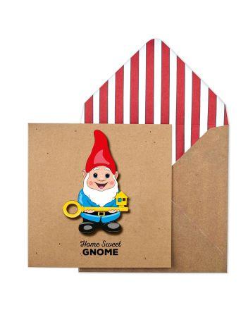 Tache Gnome New Home Card