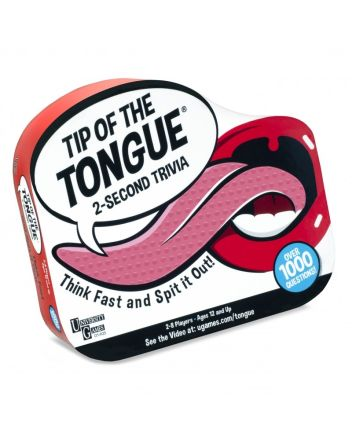 Tip of The Tongue Trivia Game