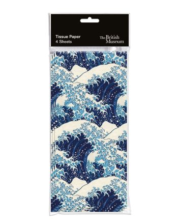 The Great Wave Tissue Paper