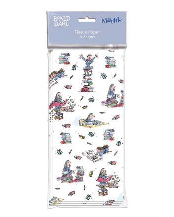 Roald Dahl Matilda Tissue Paper