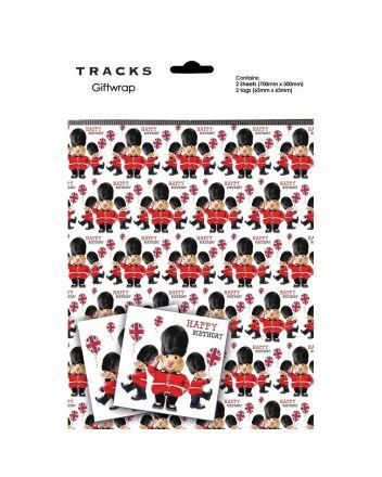Royal Guard Hamster Giftwrap