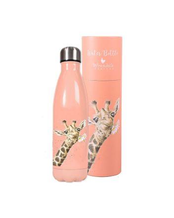 Country Set Water Bottle Giraffe