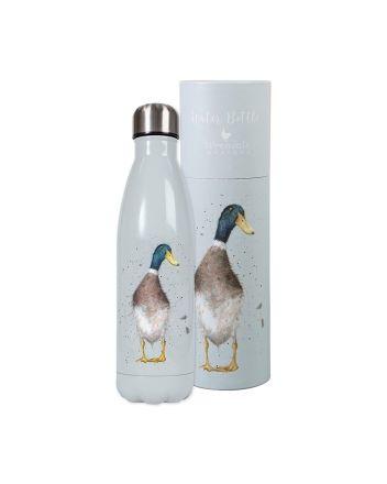 Country Set Water Bottle Ducks