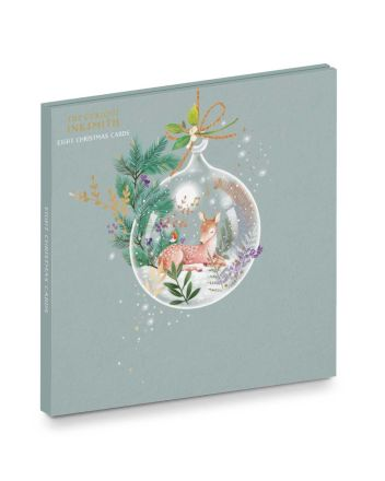 Ling Enchanted Christmas 8 Card Wallet