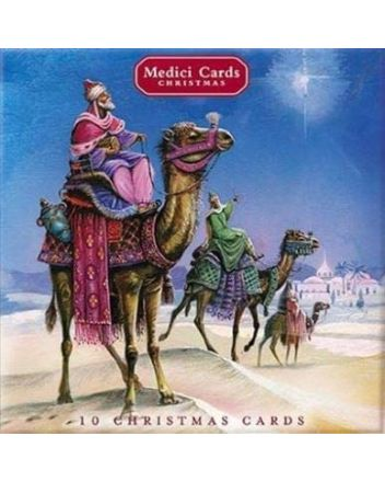 Medici Journey to Bethlehem Christmas Cards