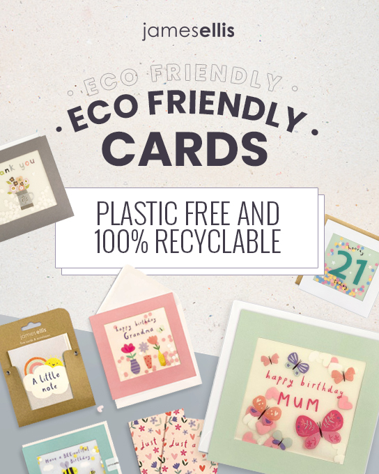 100% paper based and is 100% recyclable cards 544x680